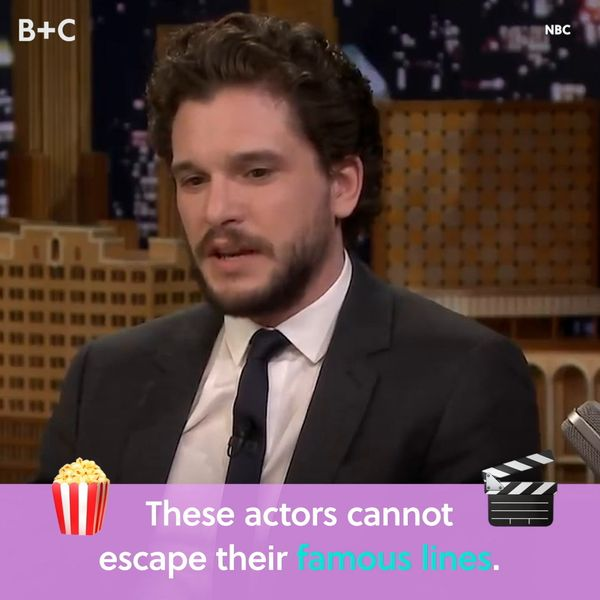 These Actors Can't Escape Their Famous Lines