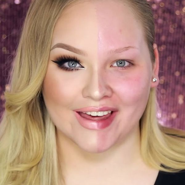 You NEED to Watch This Beauty Vlogger's Before and After Makeup Video