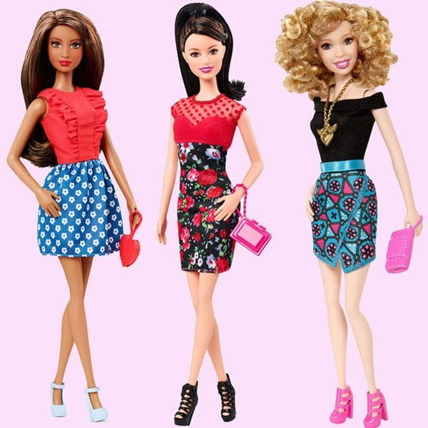 Barbie Is Finally Getting a Much-Needed Makeover
