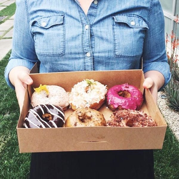 10 Places to Celebrate National Donut Day If You're Vegan
