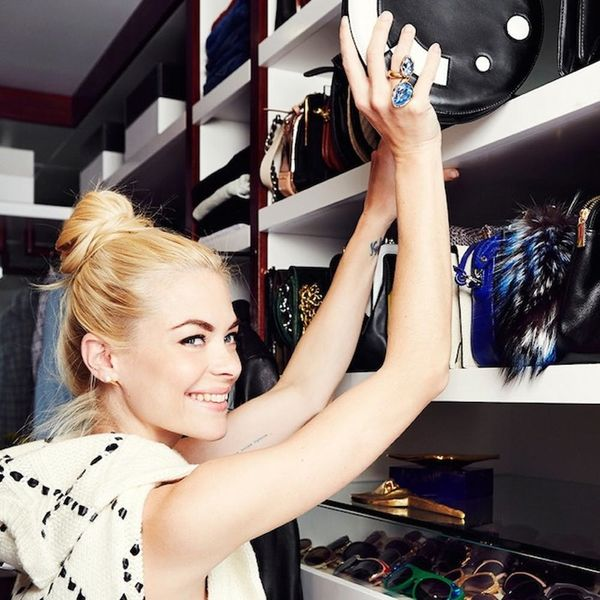 7 Closet Makeover Tips from Jaime King