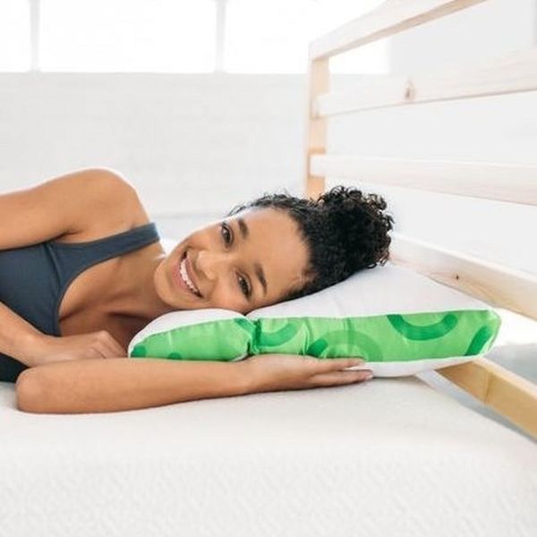 These Pillows Help You Do Yoga in Your Sleep