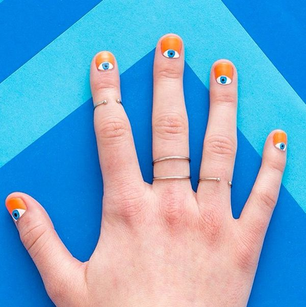 15 #ManiMonday Posts to Inspire Your Next Nail Art