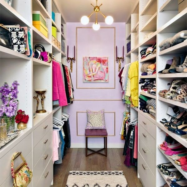 11 Tricks to Make Your Closet Feel Super Luxe