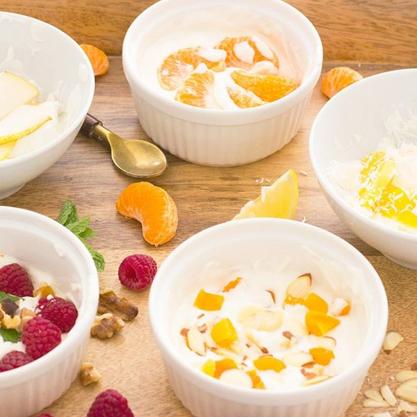 5 Healthy Yogurt Toppings to Spice Up Your Breakfast