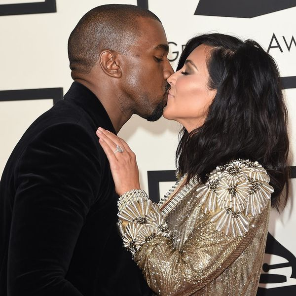 How Kim and Kanye Are Spending Their One Year Anniversary