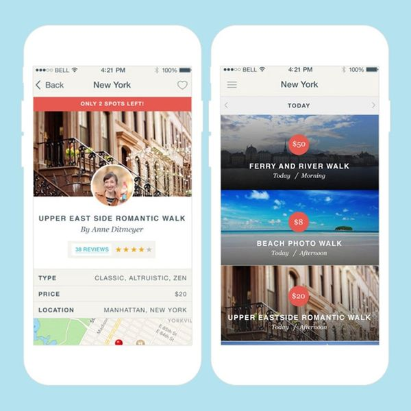 This App Helps You Plan an Adventure of a Lifetime