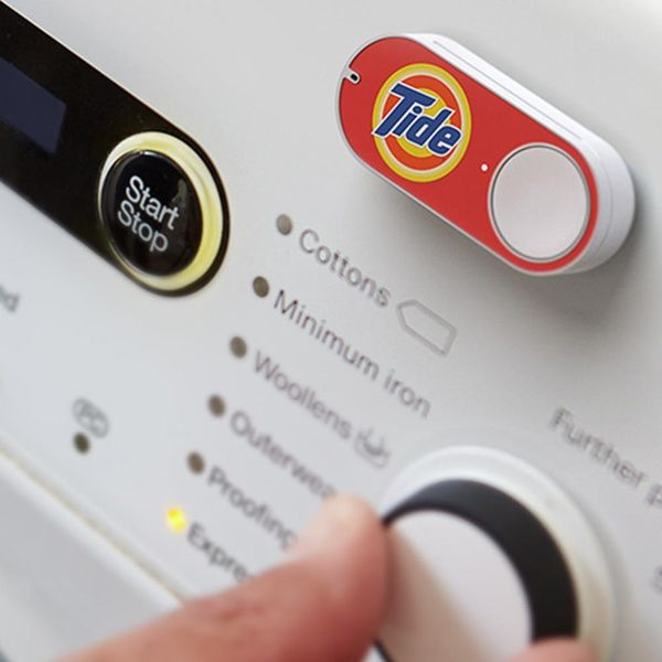 Here's Why You'll Want the Amazon Dash Button