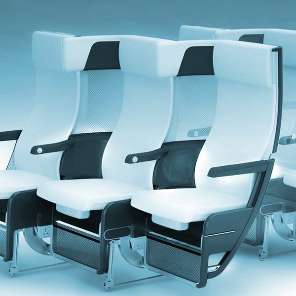This New Design Could Make You Hate the Middle Seat Way Less