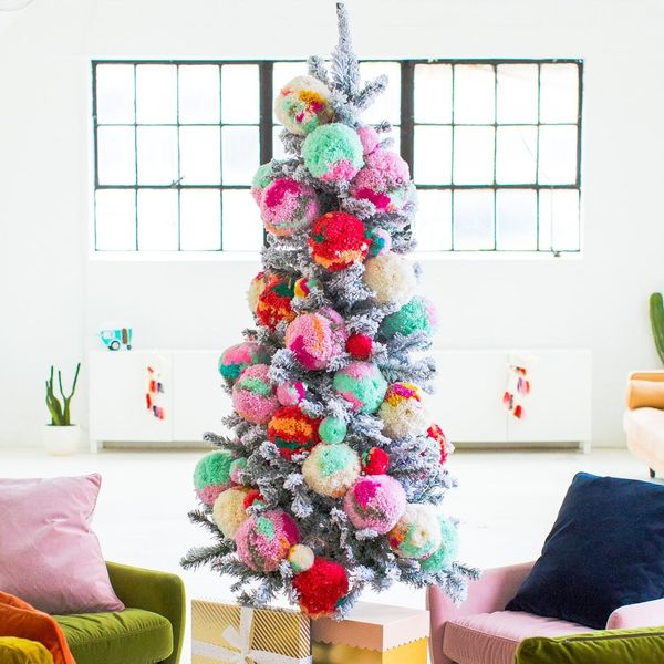 These Over-the-Top Christmas Trees Are #HolidayGoals