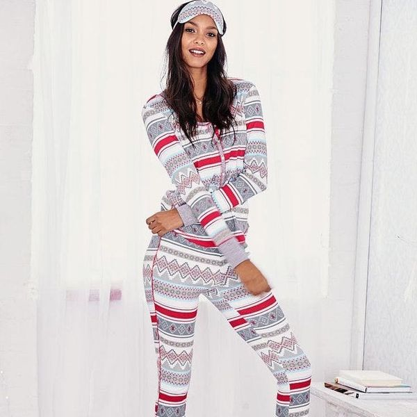 13 PJ Sets for Warm and Fuzzy Lounging Christmas Morning + Beyond