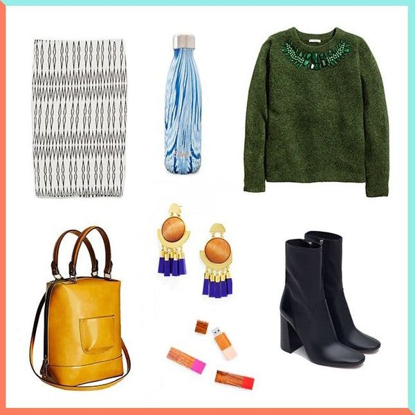 3 Ways to Style Your Classiest Holiday Sweater Before (+ After) Christmas