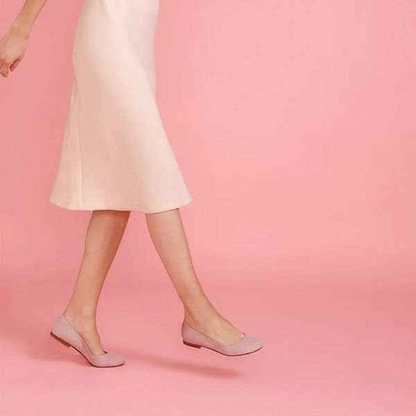 This Innovative Shoe Co Makes Beautiful, Custom Flats That Fit YOU Perfectly