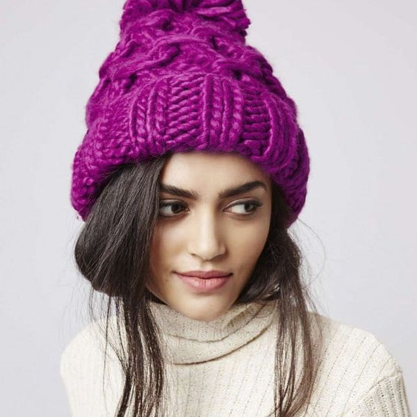 21 Cute + Colorful Beanies to Stay Cozy All Season Long