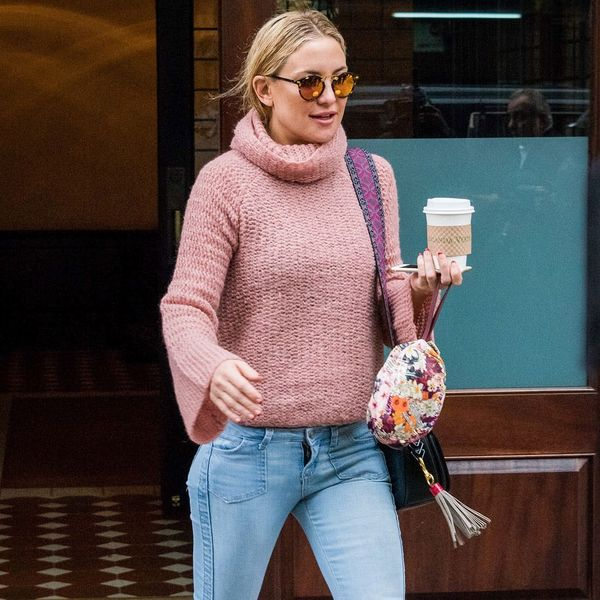 This Is the Celeb-Approved Jean Trend Perfect for Your Days Off