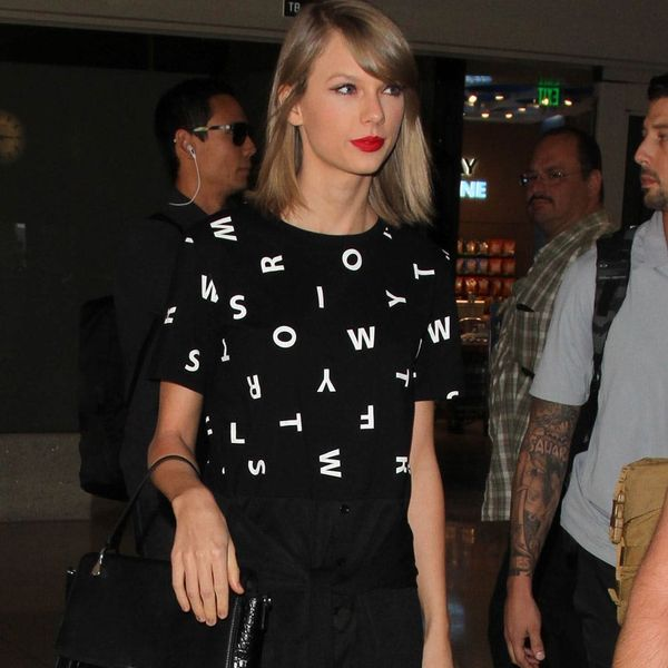 Taylor Swift's New Fashion Line Is So Chic Even SHE Wears It