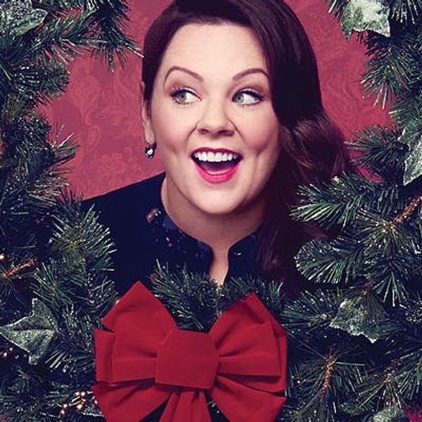 See Melissa McCarthy's New Holiday Collection at Lane Bryant