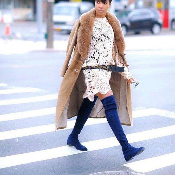 7 Ways Style Bloggers Wear Fall's Trendiest Boots