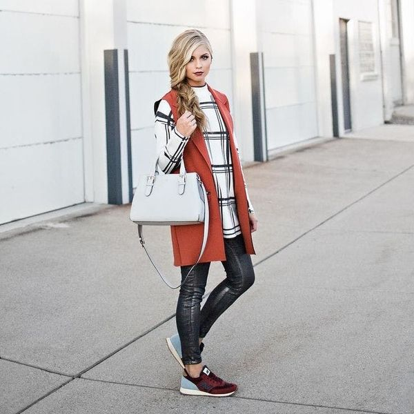 7 #OOTDs That Will Make You LOVE This New Plaid