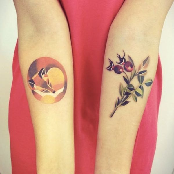 16 Gorgeous Fall-Inspired Tattoos