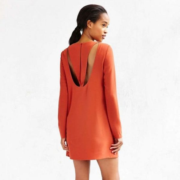 These 16 Dresses Are All About the Party in the Back