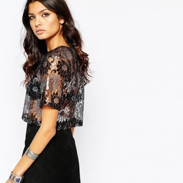 9 Rules About Wearing Lace That You Should Totally Break