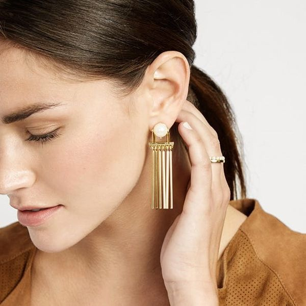 20 Pairs of Statement Earrings That Will Straight-Up Stun