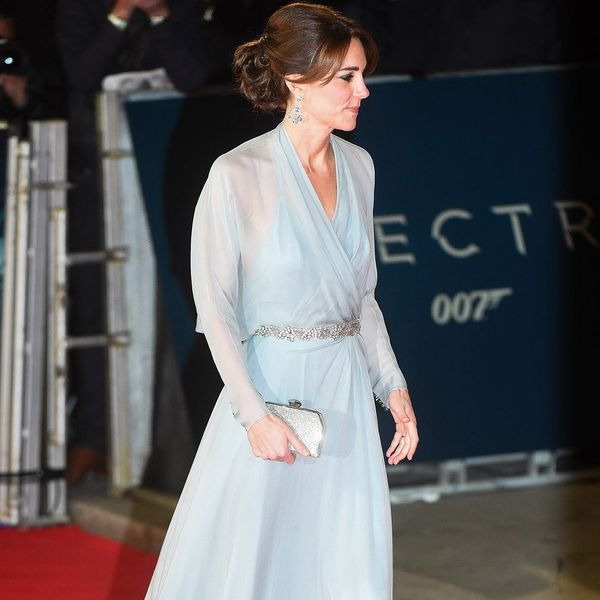 How to Copy Kate Middleton's Red Carpet Fairytale Style