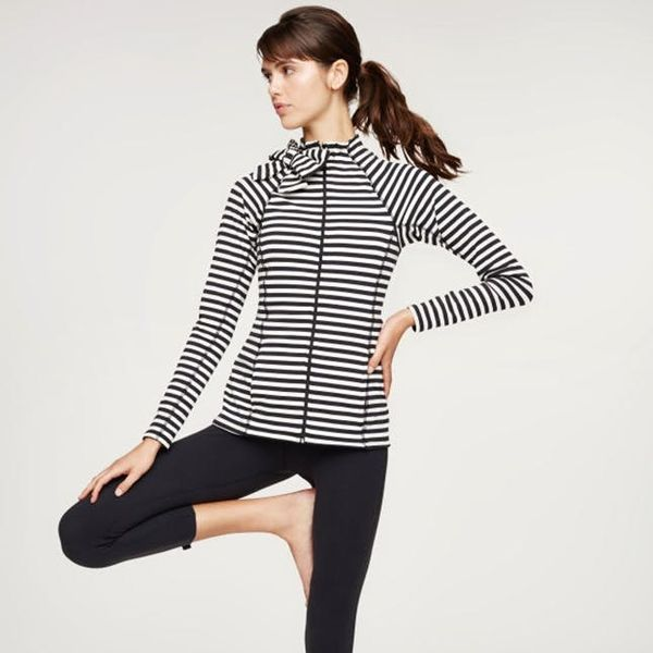 Kate Spade's New Yoga Line Is Your Dream Workout Wardrobe