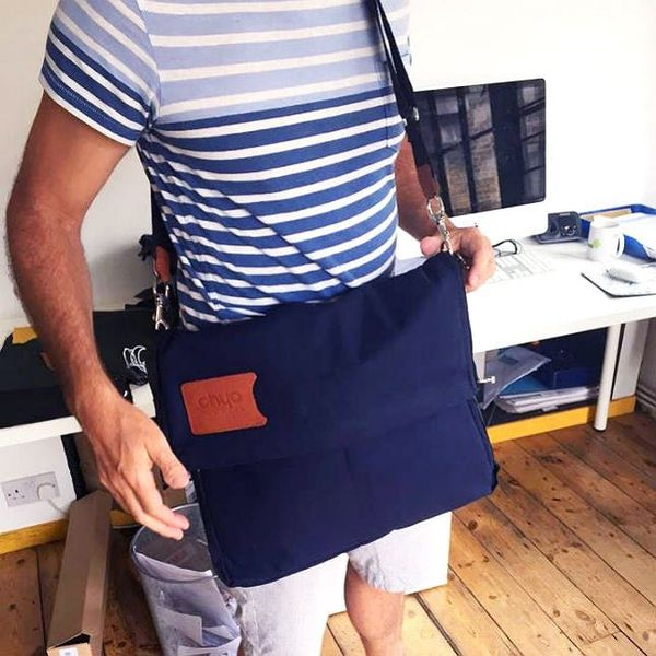 This Expandable Tote Goes from Day to Night
