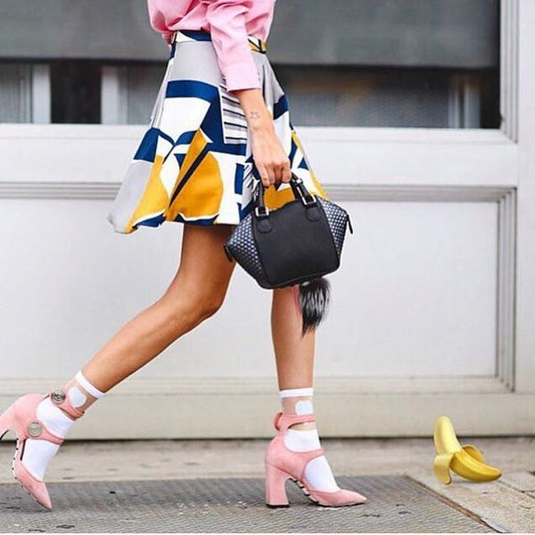 7 Ways to Wear Statement Shoes This Season