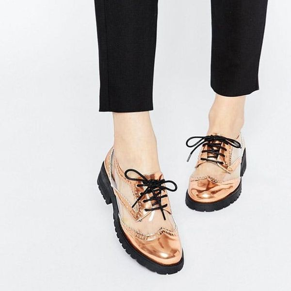 16 Reasons to Give Up Heels This Fall