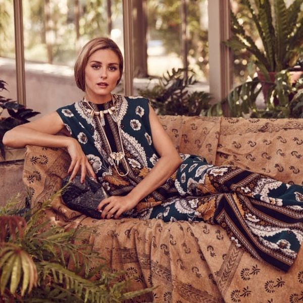 Olivia Palermo's Latest Style Collab Is Her Best (and Most Affordable!) Yet