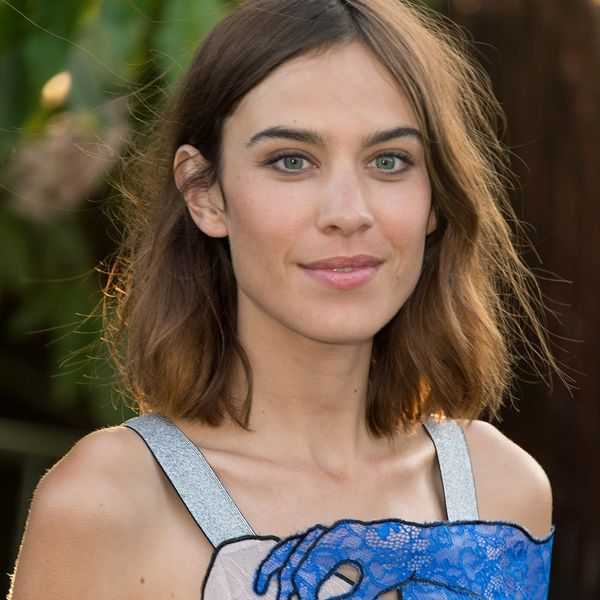 Alexa Chung Wants to Help You Break into the Fashion Industry