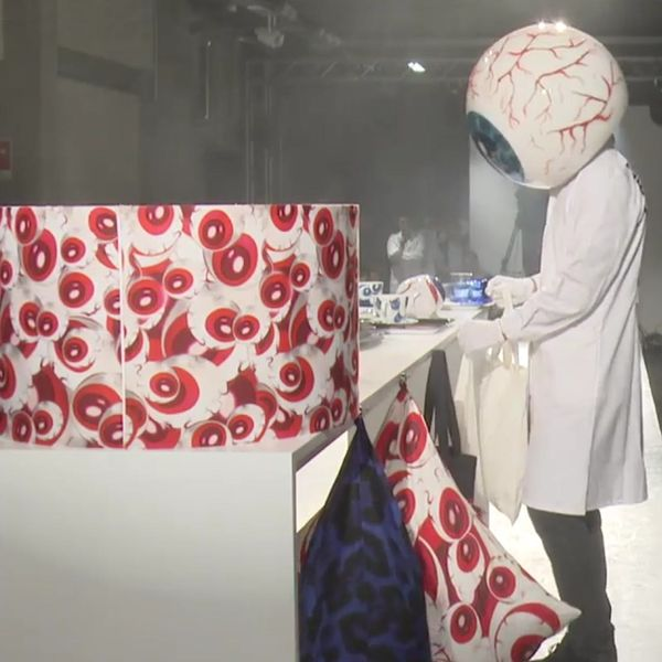 Here Is What Went Down at IKEA's First Ever Fashion Show