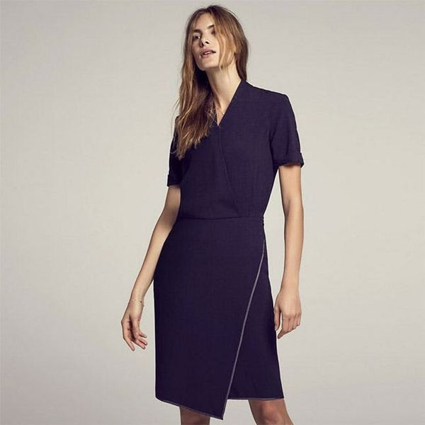 Why 900 People Are on a Waitlist for This Office-Ready Dress