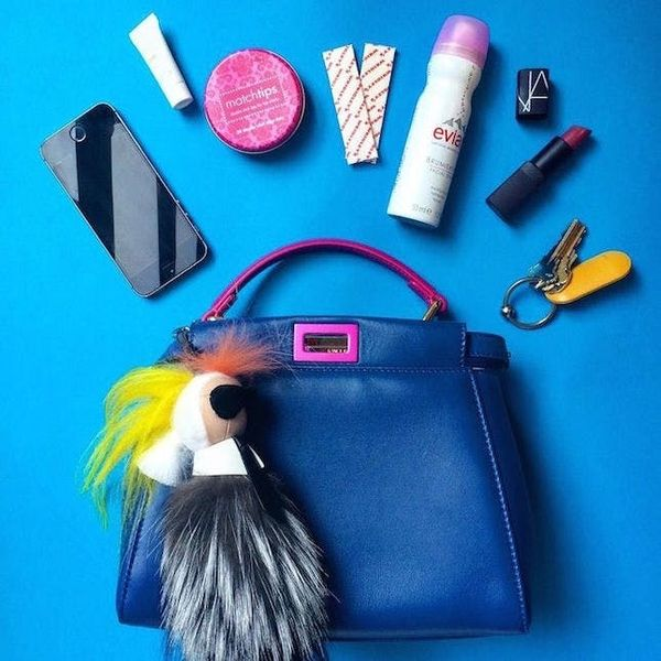 See the #WhatsInYourBag Pics from 17 Style Bloggers