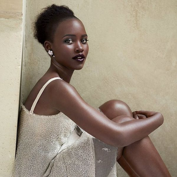 The Unexpected Place Lupita Nyong'o Wants a Tattoo