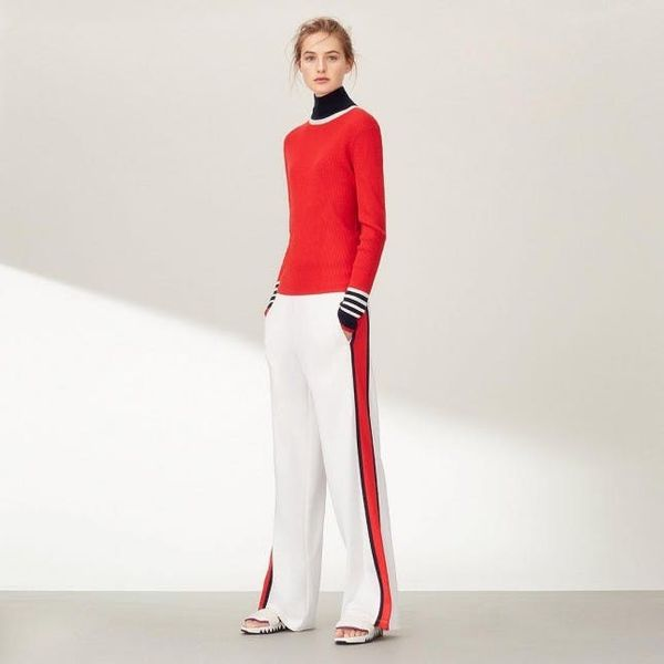 Tory Burch's New Athleisure Line Is a Preppy Girl's Dream Come True
