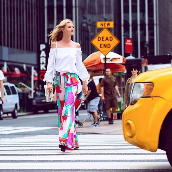 7 #OOTDs for the Week: How to Dress like a NYFW Blogger