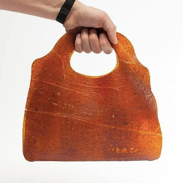 You'll Never Guess What This Leather Is Made Of