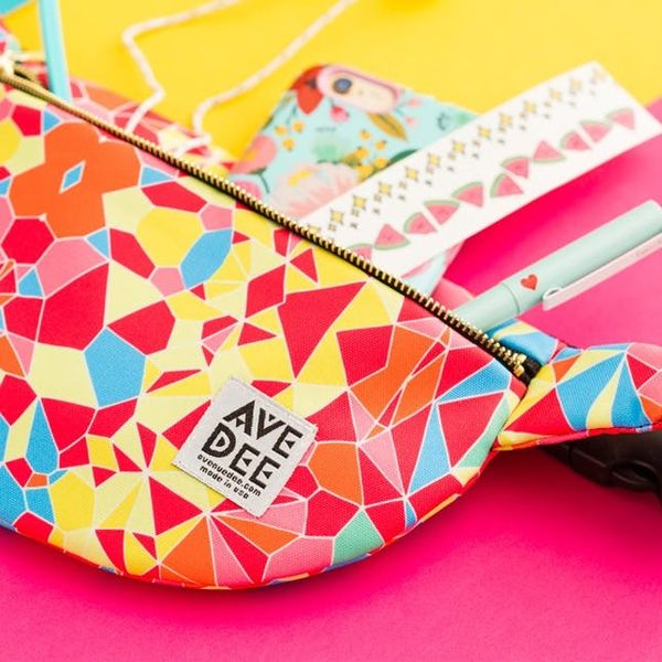 This Just in: We Designed a Brit + Co Fanny Pack!!