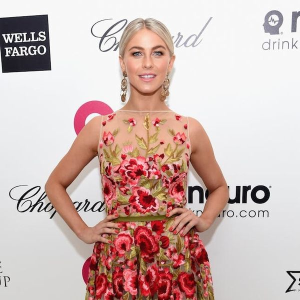 You Will Add Julianne Hough's Engagement Ring to Your Pinterest Board