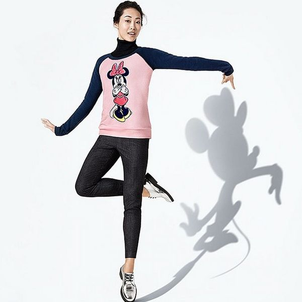 Uniqlo's Newest Collab Is All About Disney