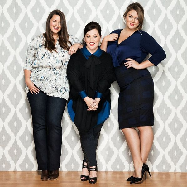Why Melissa McCarthy Wants to Banish the Term Plus-Size