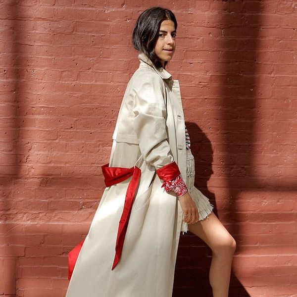 This Blogger Just Designed the Fall Coats of Your Dreams