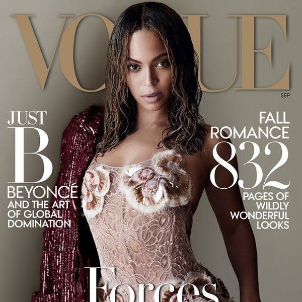 September's Mag Stand Is Making Major History With 8 Covers Featuring Black Women!