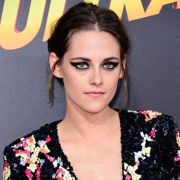Kristen Stewart's Cat Eye Was Even Better Than Her Mini Twilight Reunion