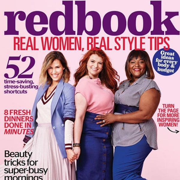 Redbook Made a Bold Move for Their September Issue Cover Girl