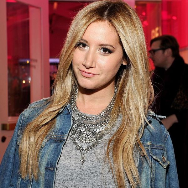 Ashley Tisdale Just Debuted the Perfect Fall Hair Color